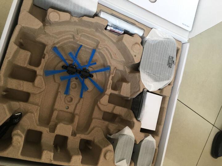 飞利浦(PHILIPS) 扫地机器人家用智能规划吸尘器 全自动清洁扫地机 地宝 深黑和黑金FC8820/82 晒单图