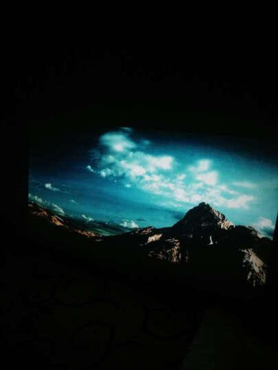 轰天炮LED-96投影仪家用便携办公高清无线wifi手机投影机LED智能电视3D家庭影院1080P 白色 官方标配 LED96 晒单图