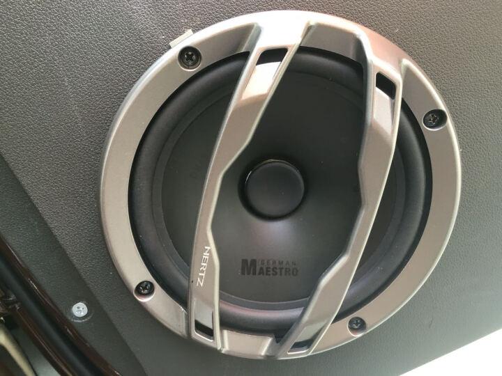 德国喇叭歌德汽车音响喇叭6.5寸改装套装车载音箱主机低音汽车炮 前门套装共4个(2个小高音+2个中低音) 晒单图