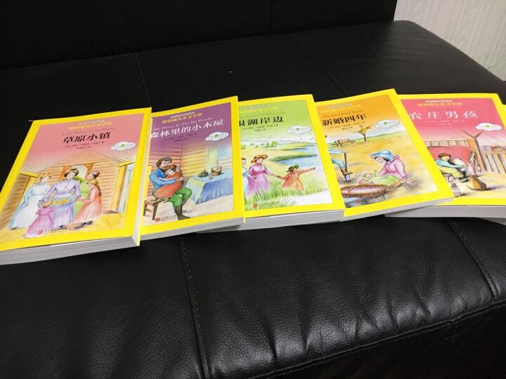 国际大奖儿童文学经典名著小木屋的故事(套装全9册) 晒单图
