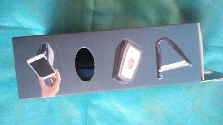 朗客 磁铁软管多功能手机支架 适用于车载/桌面/床头 适用于苹果安卓手机或导航设备(金色) 晒单图