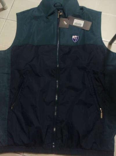 PGM 高尔夫服装 高尔夫外套 防风衣马甲背心 深蓝色YF017 L码 晒单图