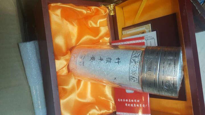 鑫龙运(XINLONGYUN) 银杯子999纯银内胆礼品杯银茶杯 纯银泡茶杯节日礼物保健银水杯 一帆风顺 70g 晒单图