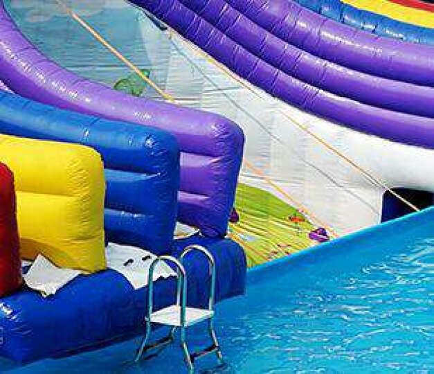 爱克(AQUA) 大型移动水上乐园设计规划成人支架游泳池拆装充气水滑梯设施儿童 1000平以上      每平夹网布价格 晒单图