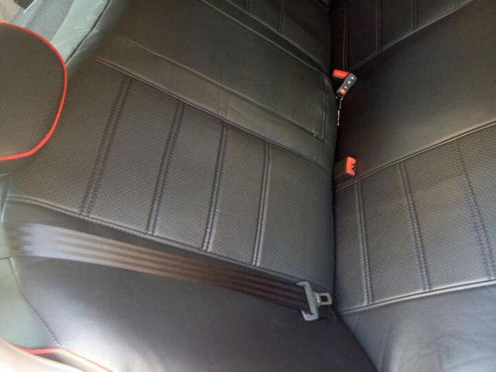 菲都狄都汽车座套全包科鲁兹福克斯朗逸卡罗拉福睿斯英朗赛欧3捷达新桑塔纳捷达轩逸飞度汽车坐垫 神秘黑 科鲁兹宝来飞度起亚K3朗动C4世嘉传祺GS4悦纳 晒单图