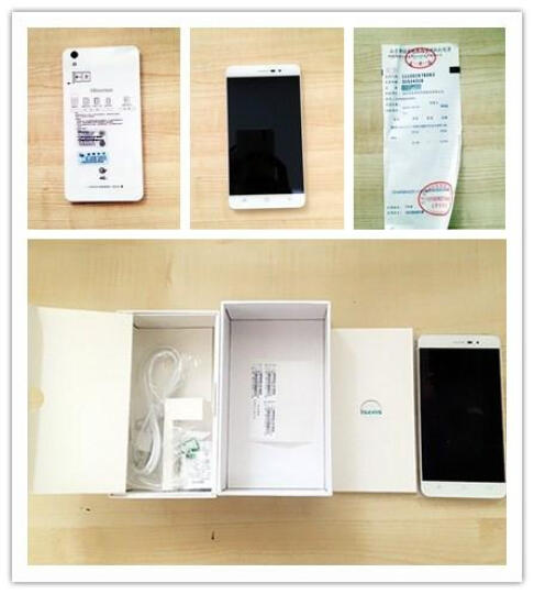 海信(Hisense) E71-T 电信4G智能手机 双卡双待 白色 晒单图