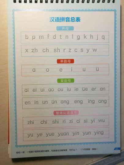 钢笔字帖楷行书凹槽练字帖练字板套装成人儿童硬笔书法速成 小学版两本装 晒单图