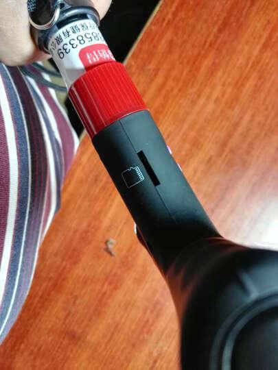 多功能老年人智能伸缩拐杖 可充电铝合金伸缩带灯收音机手杖 老人助行器手杖 多功能拐杖凳(不可调节高度) 晒单图