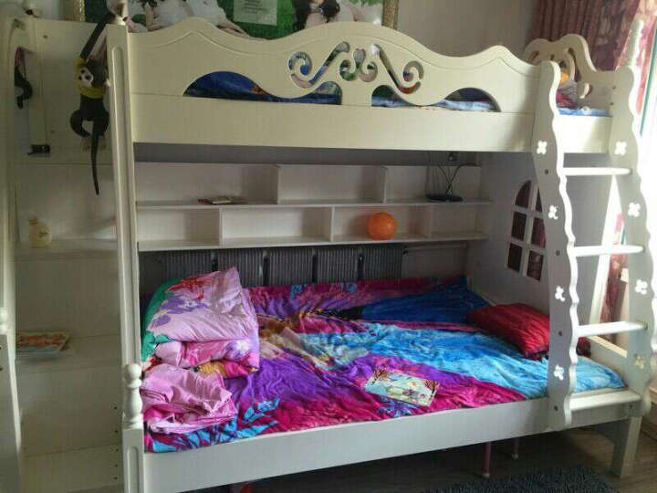双层欧式子母床
