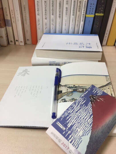 早安,生活2017(蓝) 晒单图