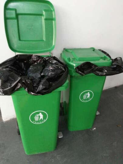 鑫飞亚240升户外大号塑料垃圾桶果皮箱室外垃圾箱带