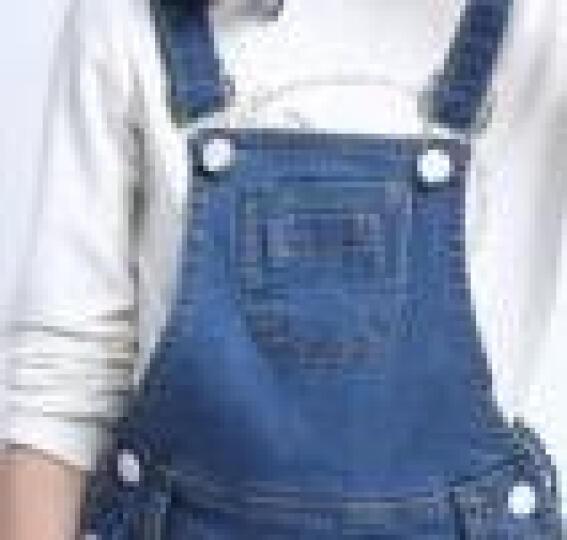 LOVEBBF.WLP&GYF 2018春款童装 女童打底裤子 中大童儿童长裤 休闲运动裤 灰绿色款 120码(建议身高120cm) 晒单图