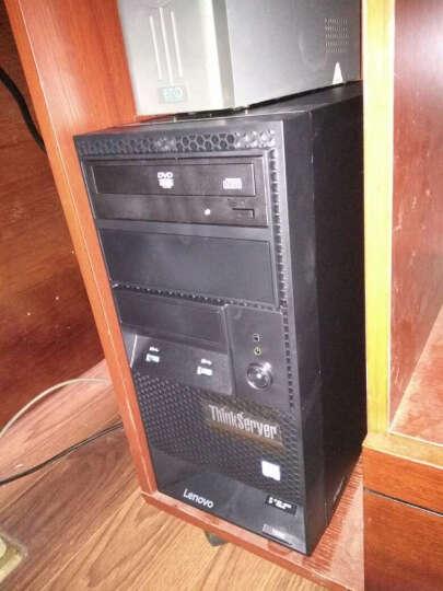 联想(ThinkServer) 塔式服务器主机 TS250(TS240升级版)台式机电脑 CPU i3 7100主机+20LED显示器 2*8G内存 3*1T硬盘 晒单图