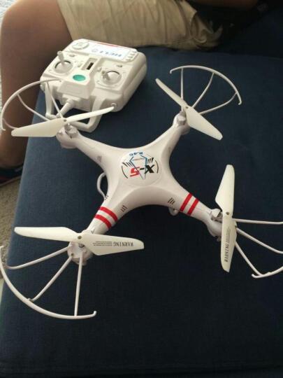遥控飞机大型耐摔四轴飞行器无人机航拍高清