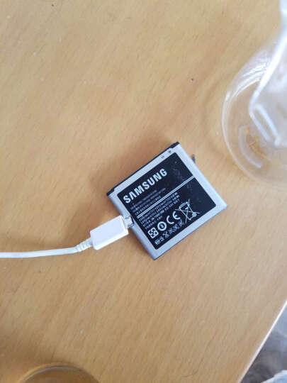 【京东配送】三星W2013原装手机电池 适用于三星W2013/gt-B9388/E400 原装座充 晒单图