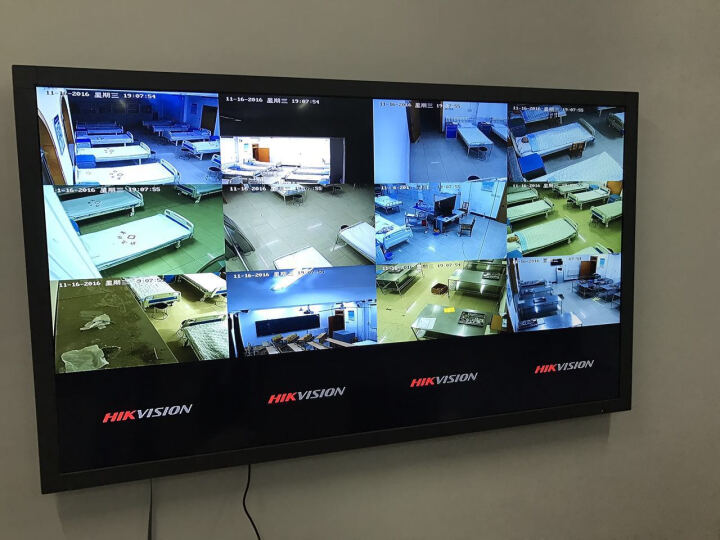 中创美(CABL) 84英寸4K液晶监视器 液晶电视机 84英寸电视 监控商用工业显示器 单机版(铝合金外壳) 84英寸 晒单图