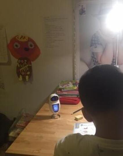 早教智能机器人早教机对话语音玩具儿童学习教育陪伴 8G版 晒单图