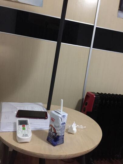 凡丁堡落地灯客厅沙发茶几灯阅读书房卧室创意美式北欧立式台灯 320原木色+亚麻色灯罩 配5W暖光LED光源 晒单图