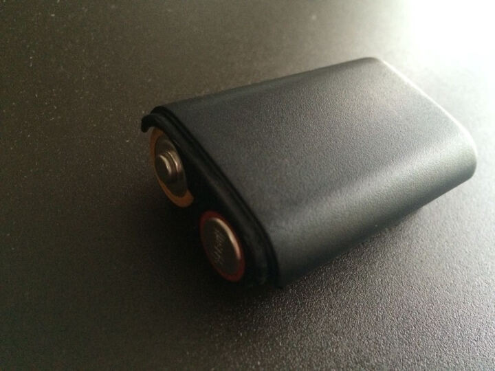 利乐普 XBOX360手柄电池盖xbox360无线手柄电池盒电池仓 配件 黑 晒单图