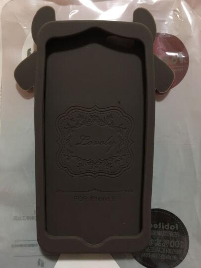 法芘兔 苹果6手机壳/保护套/硅胶 iPhone6s 4.7英寸 吉他萌牛 晒单图