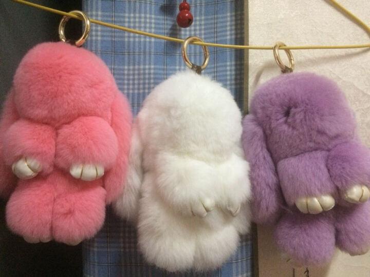 笑萌 毛绒玩具可爱猪公仔女生布娃娃睡觉抱枕玩偶懒人韩国超萌搞怪 粉色睡觉猪 55厘米 晒单图