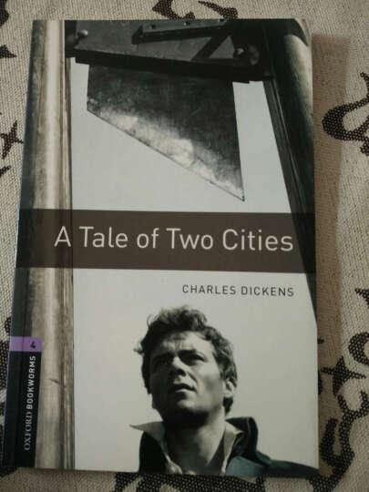 A Tale of Two Cities[牛津书虫系列 第三版 第四级:双城记] 晒单图