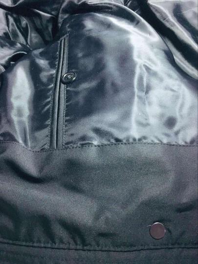 花花公子贵宾 羽绒服男 冬季新款连帽加厚中长款韩版修身轻薄时尚羽绒保暖外套 611灰色丨普通毛领 170/M 晒单图
