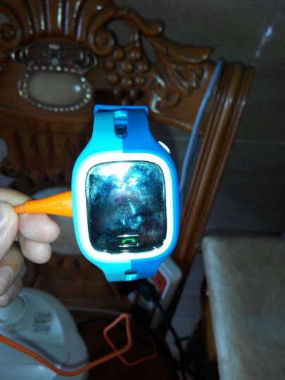 小天才电话手表Y01 硅胶蓝色 儿童智能手表360度防护 学生小孩智能定位通话手环手机 晒单图