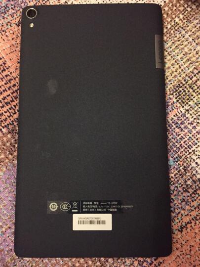 联想P8 平板电脑 8英寸(高通625 八核 3G/16G 1920X1200 )珍珠白 WIFI版 晒单图