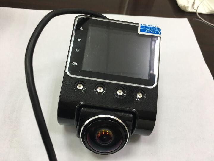 小狼传说360度全景行车记录仪高清夜视大广角1080P隐藏式手机wifi停车监控车载一体机 黑 包安装+送32G卡 晒单图