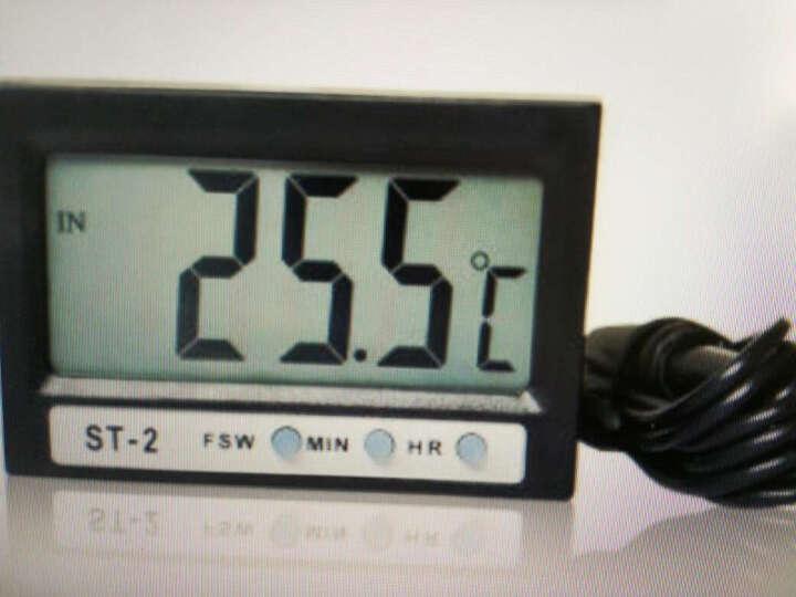 精创(elitech) 精创ST-2车载温度计内外双温数显水族电子温度传感器高精度厨房实验室 晒单图