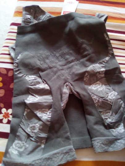 南极人塑身美体 女士分体收腹塑身衣 瘦身美体背心内裤内衣套装 均码 晒单图