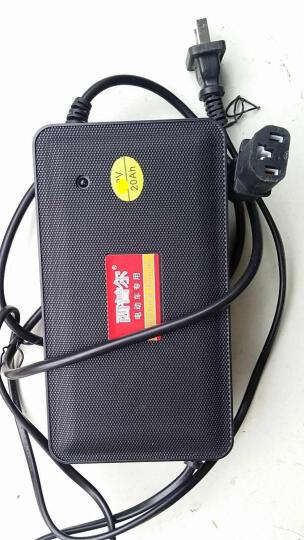 西普尔电动车充电器 电瓶车充电器48V/60V/72V三轮车电摩充电器 大功率 60V40A 晒单图