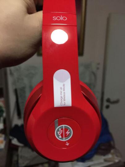 Beats Solo2 Wireless 头戴式耳机 - 白色  蓝牙无线 带麦 MHNH2PA/A 晒单图