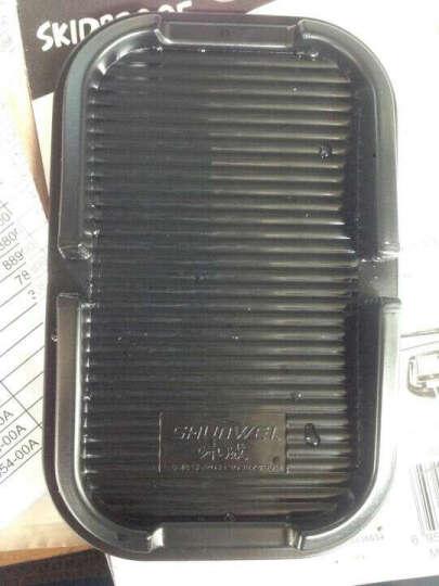 舜威 汽车防滑垫iphone三星车载车用硅胶手机座GPS导航仪支架手机架置物盒 双卡两个(16*10cm)+防滑垫 晒单图