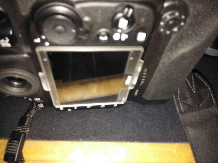 佰卓钢化膜适用尼康D810相机贴膜 单反钢化玻璃保护屏 静电吸附 送肩屏 晒单图