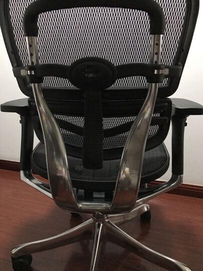 保友办公家具Ergonor联友人体工学椅保友电脑椅办公椅透气网布椅可躺座椅金豪+E 绿色网布 标配椅子(常备黑色网布,其他颜色需定制) 晒单图