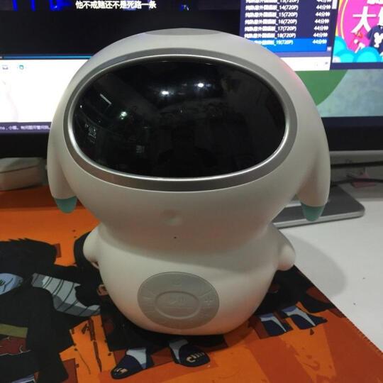 巴巴腾(BABATENG) 巴巴腾智能机器人学习机机器人语音交互教育儿童机器人早教机 官方配置+收藏送50G云端资源包+超值赠品套餐 晒单图