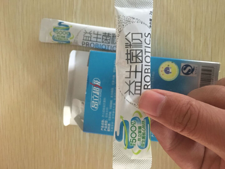 昂立 1号 儿童益生菌 优菌多颗粒   益生元低聚木糖粉2g 28条*1盒装 晒单图