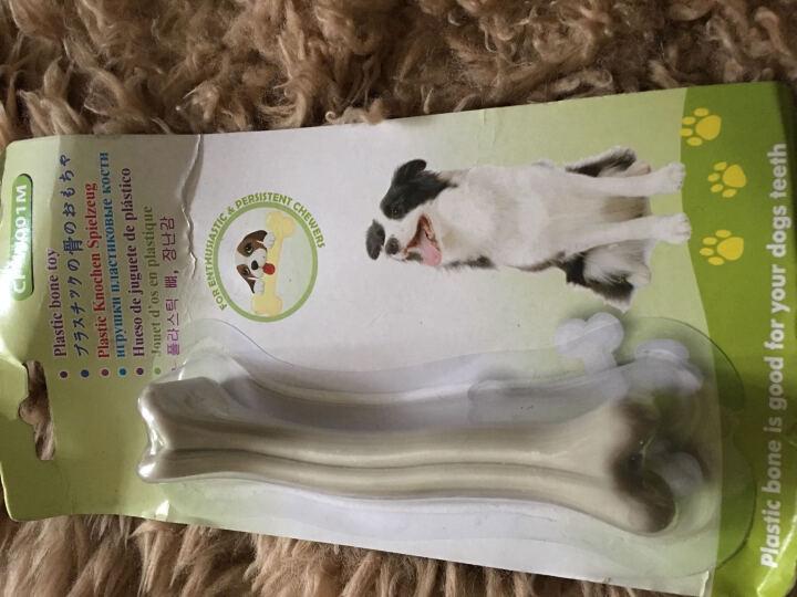 狗狗玩具 宠物玩具 狗飞盘 大金毛玩具响片漏食球 骨头 磨牙棒磨牙绳 篮球 狗狗玩具 晒单图