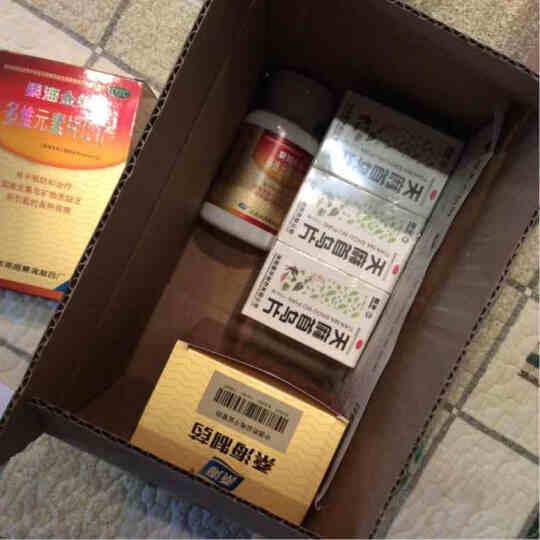 国华 天麻首乌片 0.25g*100片*1瓶/盒 三盒装 晒单图