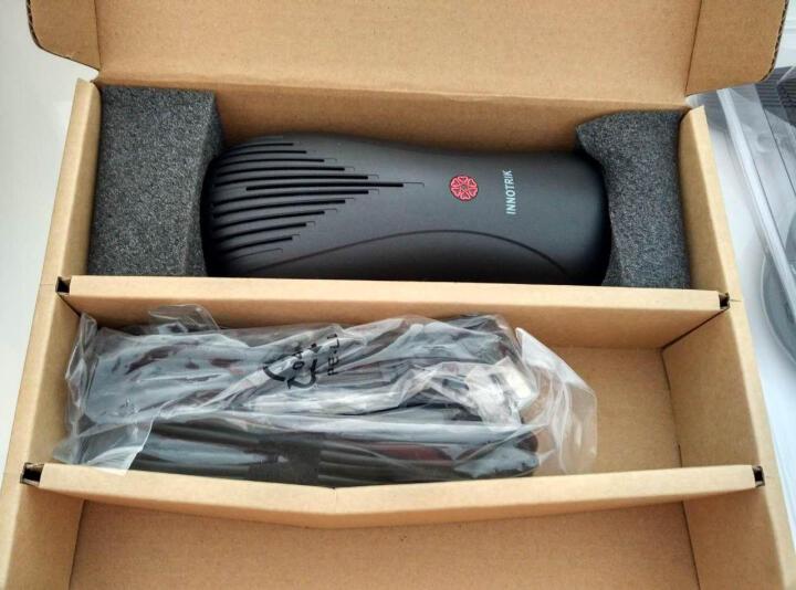 音络(INNOTRIK) 会议电话机/音视频会议系统终端/全向麦克风/八爪鱼电话会议机 PSTN扩展型 适合60平米电话会议 晒单图
