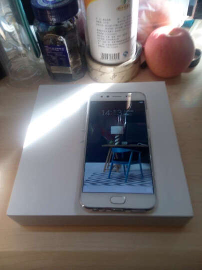 vivo X9 全网通 4GB+64GB 移动联通电信4G手机 双卡双待 金色 晒单图