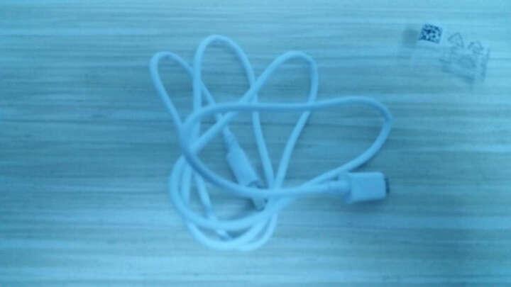 三星S6/note4原装数据线note5/s7/s6 edge手机充电器线快充安卓通用 (普充1M数据线简装白色) 晒单图