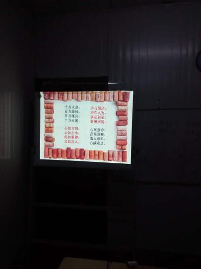 爱普生(EPSON) 无线升级版高清投影 商用会议培训教育教学投影仪 投影机 CB-U05(分辨率1920*1200) 配件(翻页激光笔) 晒单图