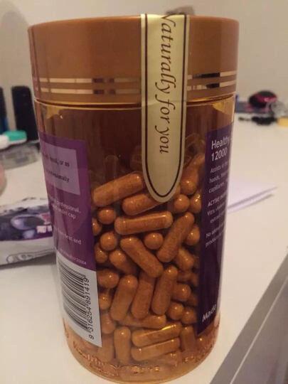 澳洲进口HealthyCare葡萄籽精华胶囊OPC天然花青素抗氧化300颗包邮包税 终极女神套装4号 晒单图