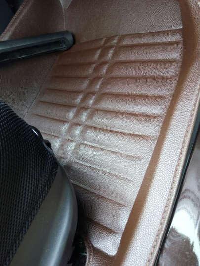 博士顿 北汽威旺M20 M30脚垫风光330 360脚垫风行S500全包围汽车脚垫 高贵咖 东方风光360全车+后仓轮毂版 晒单图