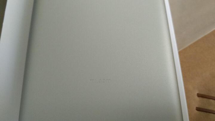 小米(MI) 10000毫安 移动电源2/充电宝 双向快充 超薄小巧便携 锖色 适用于安卓/苹果/手机/平板等 晒单图
