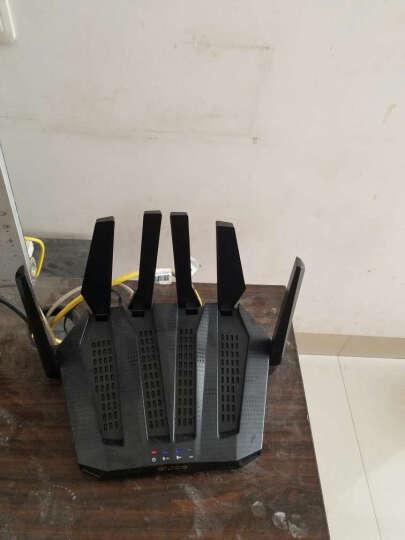 捷稀(JCG) JHR-AC860M 1900M无线路由器千兆企业级大户型穿墙Wifi别墅 晒单图