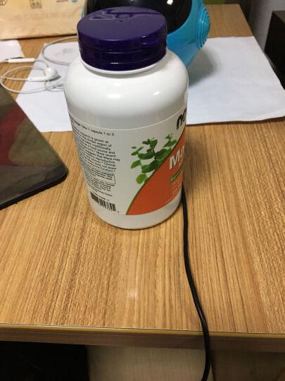 NOW Foods NowFoods诺奥玛卡玛咖精片maca胶囊250粒男性保健品 晒单图